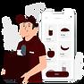 Online Groceries-pana.png