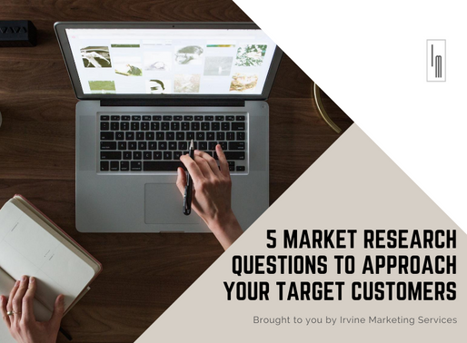 5 Market Research Questions to Approach your Target Customers