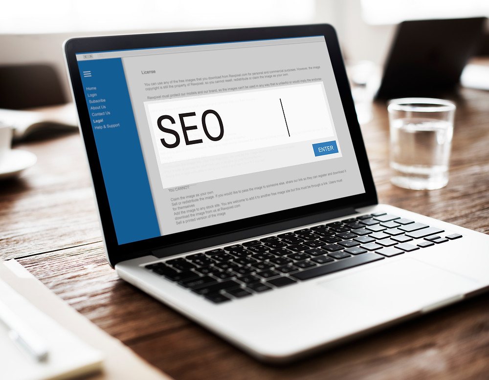 Regarding SEO (search engine optimization), the website needs to optimize on-page for content, keywords, friendly links ...
