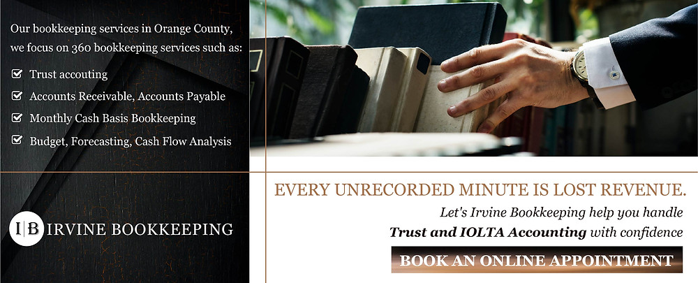 schedule an online bookkeeping service