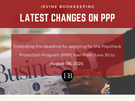 Latest Changes on Paycheck Protections Program (PPP)