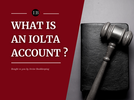 What Is An IOLTA Account? The difference between IOLTA and Attorney Trust.