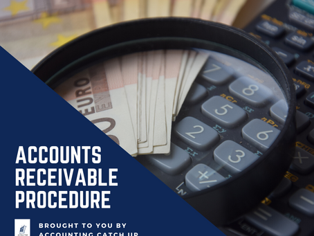 How to process Accounts Receivable?