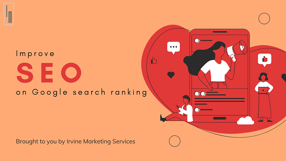 seo for higher google search ranking