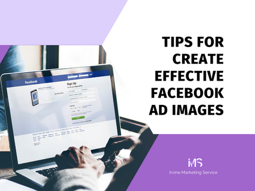 Tips For Create Effective Facebook Ad Images