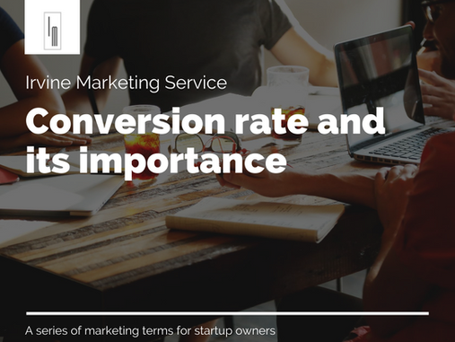 What is Conversion Rate to Small Business?
