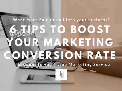 6 Tips to Get More Customers through Conversion Rate