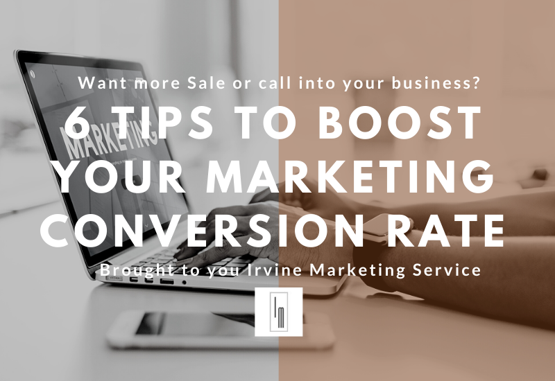get customers boost conversion rate