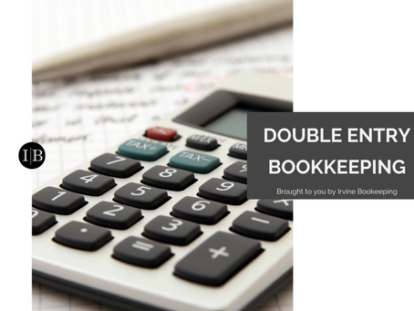 What is Double Entry Bookkeeping?