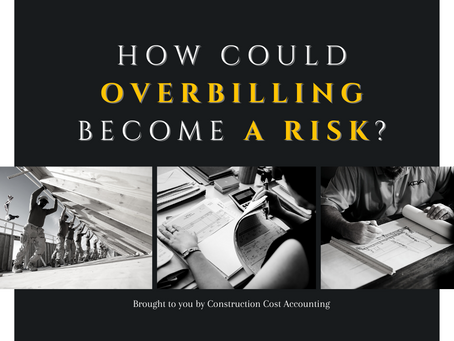 How Could Overbilling Become A Risk?