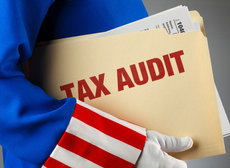 Five Tips For Avoiding a Tax Audit