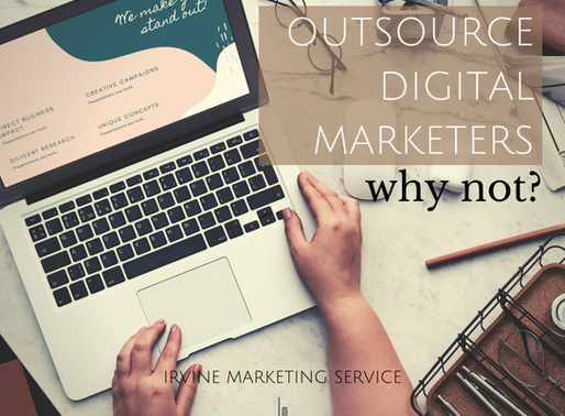 4 REASONS WHY YOU SHOULD OUTSOURCE MARKETING FOR YOUR BUSINESS