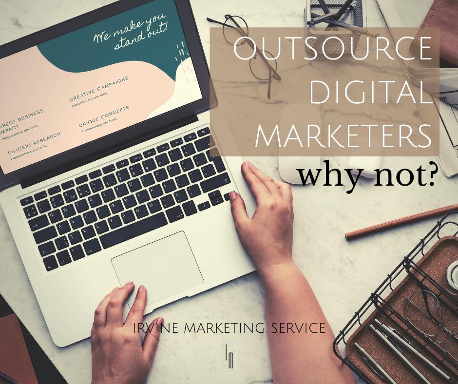 digital marketing outsource