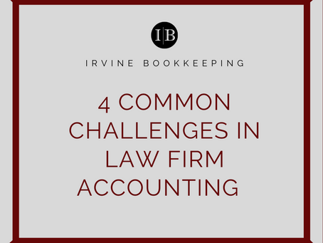 4 Common Accounting Pitfalls Law Firms Must Avoid