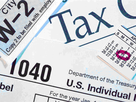 Consequences of Having Unfiled Tax Returns