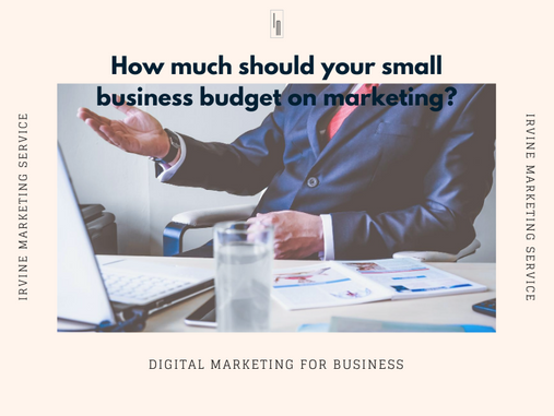How much should your small business budget on marketing?
