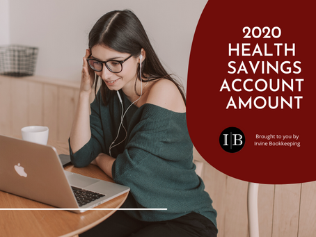 2020Health Savings AccountLimits