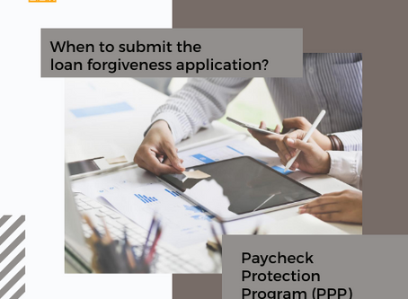 Construction Accounting: SBA Relaxex PPP Loan Forgiveness Application