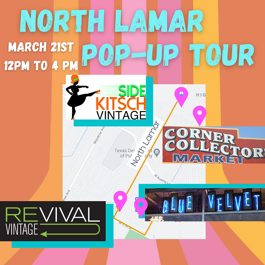 NoLA Pop-Up Tour