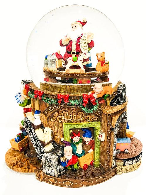 Шар Рождество мастер-класс