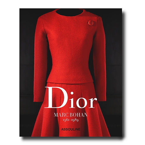 Книга Dior By Marc Bohan