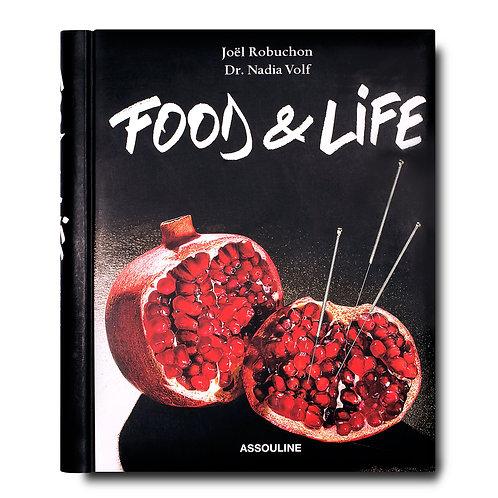 Книга Food & Life