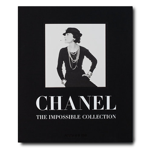 Книга Chanel The Impossible Collection