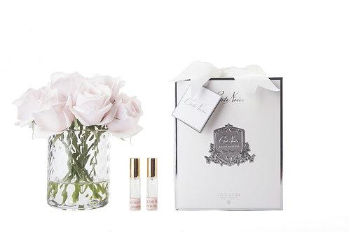 Ароматизированный букет Herringbone Flower - French Pink