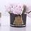 Thumbnail: Ароматизированный букет Five Rose - Black Glass
