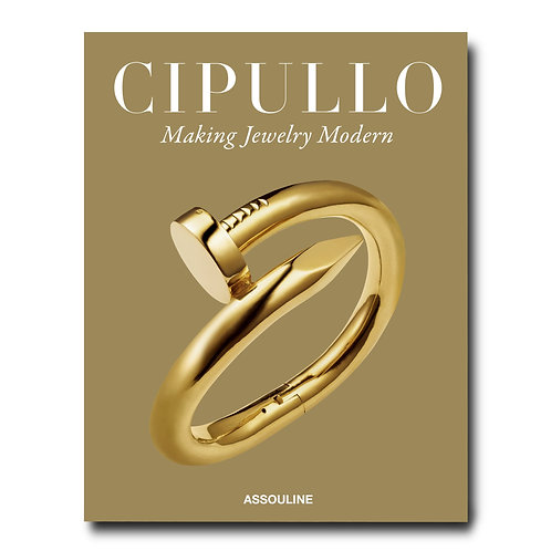 Книга Cipullo: Making Jewerly Modern