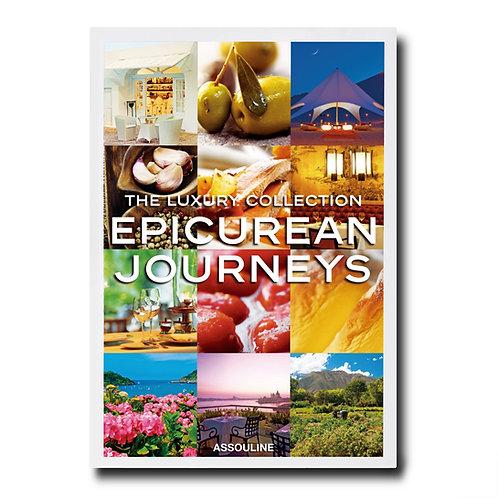 Книга The Luxury Collection: Epicurean Journeys