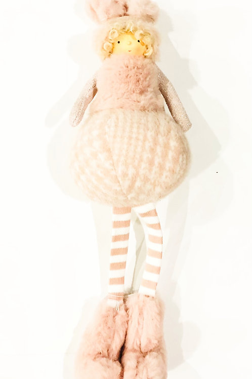 Мягкая игрушка Девочка