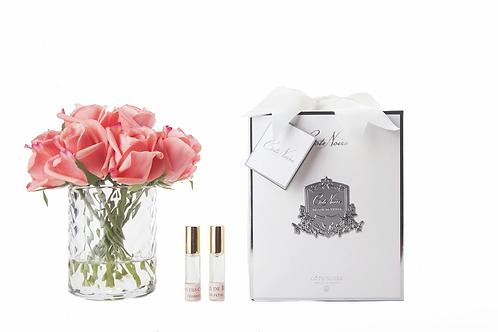 Ароматизированный букет Herringbone Flower - Rose Buds