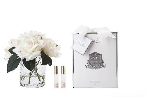 Ароматизированный букет Herringbone Flower - 5 French Roses