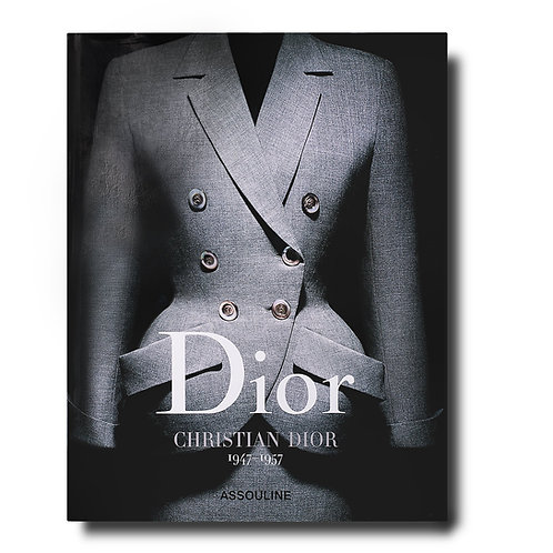 Книга Dior by Christian Dior