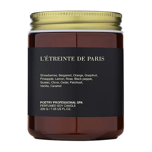 Спа-свеча Paris