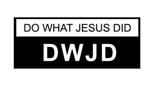 Do What Jesus Did