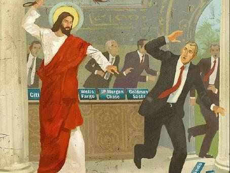 Federal Reserve Jesus?