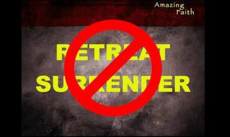 No Retreat, No Surrender*