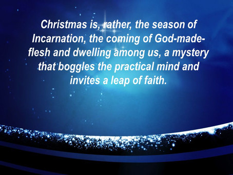 Let's Wage War on Christmas