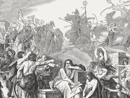 The New Babylonian Captivity of the Church