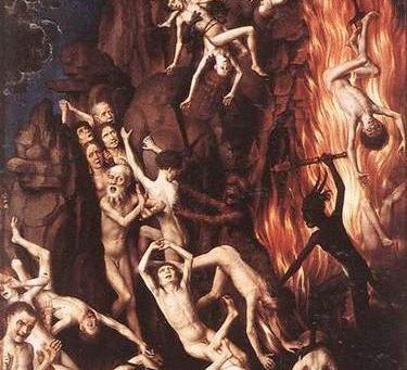 We Should Not Desire an Eternal Damnation