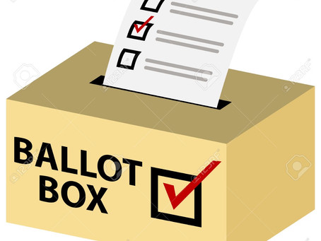 Don't Live in a Ballot Box