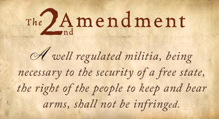 The Real Reason for the Second Amendment