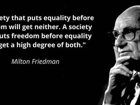 Free to Be Unequal