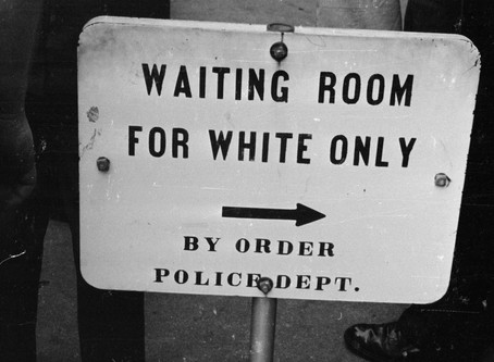 Government is the Institution in Institutional Racism
