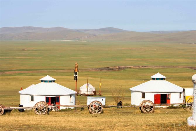 KAZAKHSTAN, KIRGHIZISTAN