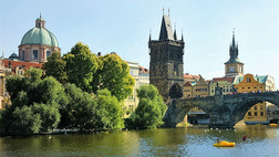 Prague, la ville aux 100 clochers !