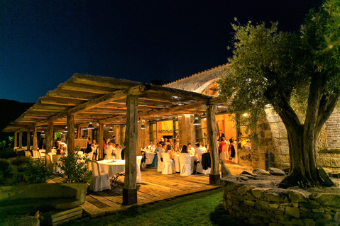 Event at the Farm Restaurant_Murtoli _Br