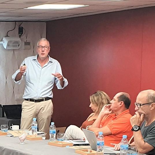 Travelport : Emmanuel Bourgeat Directeur Général